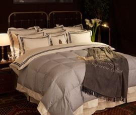 Superior Comforter in Blue