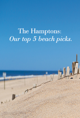 The best beaches in the Hamptons