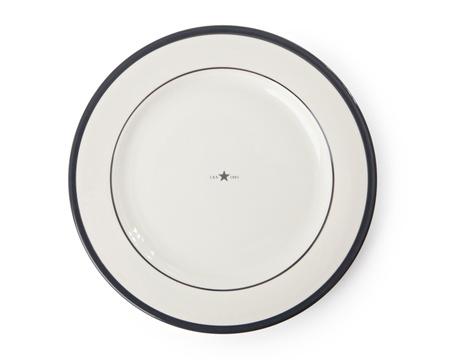 Dinner Plate Gray