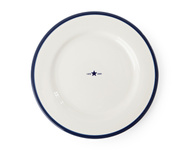 Dessert Plate Blue