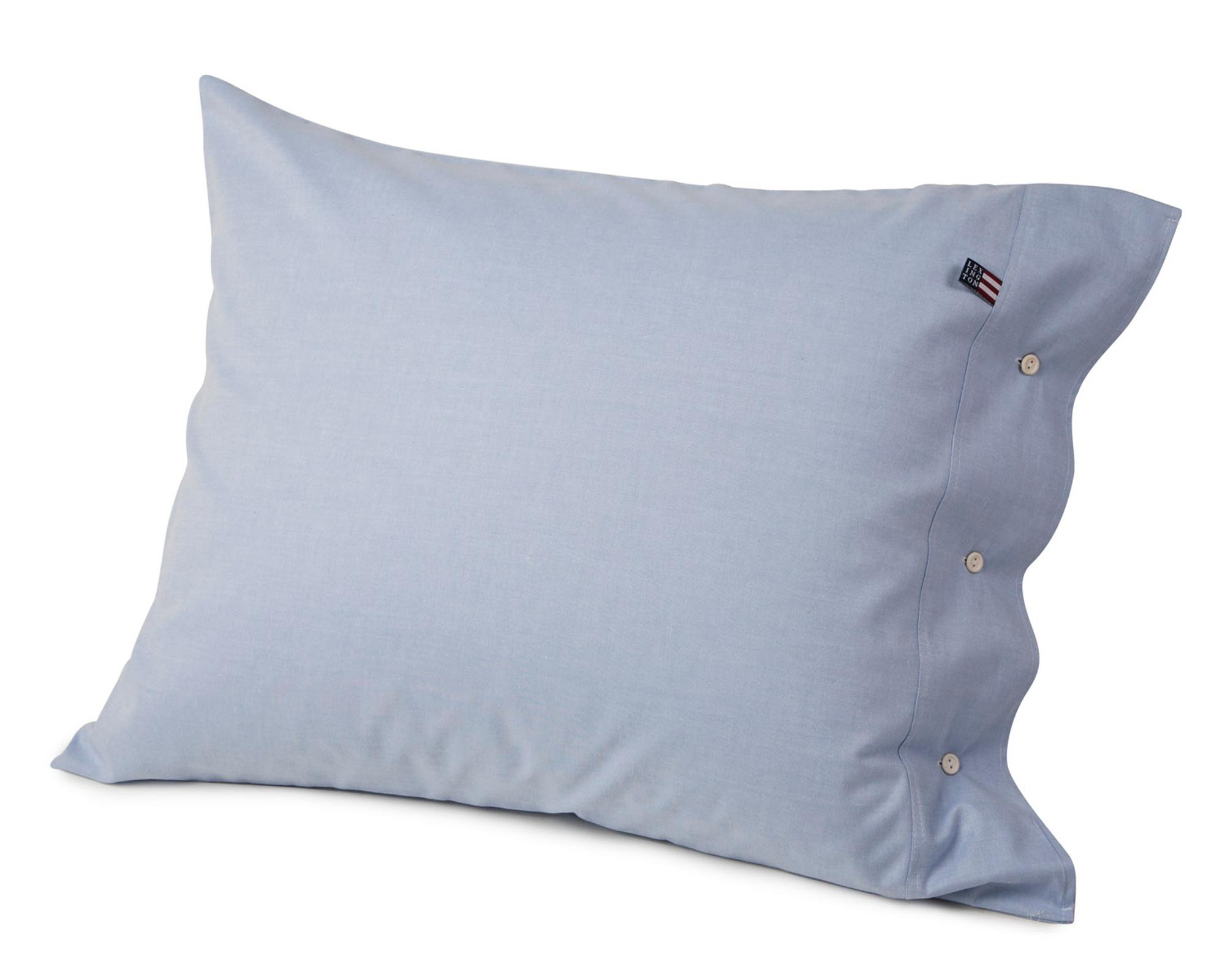 Pin Point Pillowcase, Blue