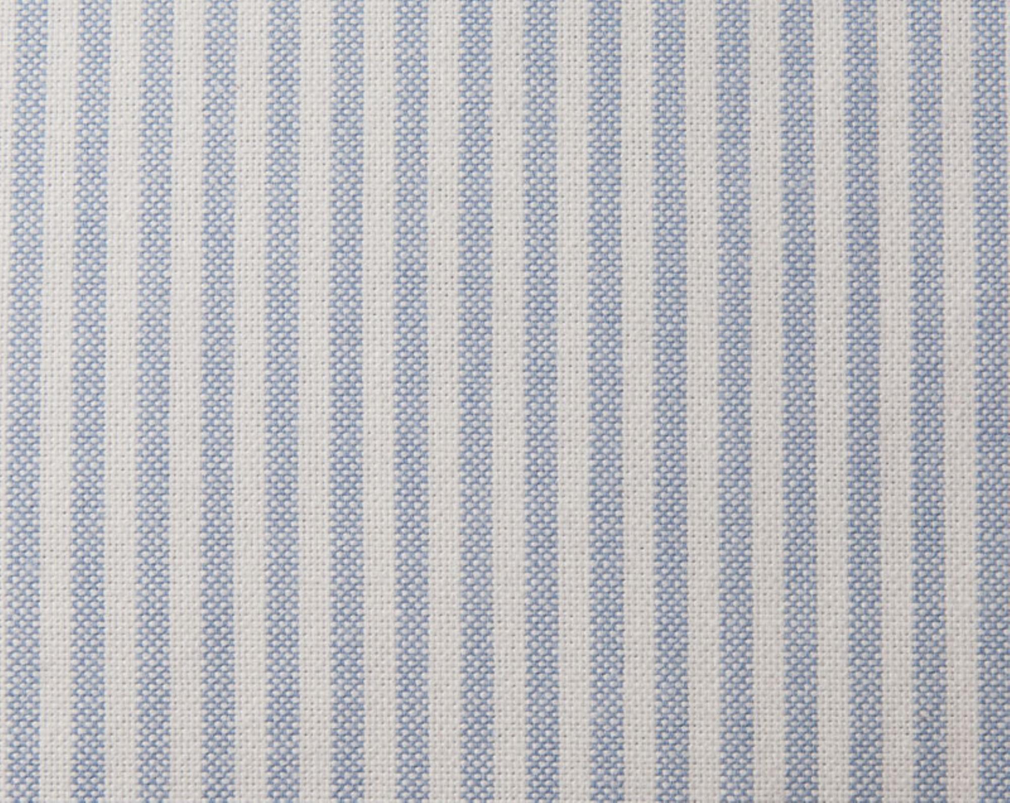 Pin Point Blue/White Flat Sheet