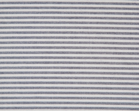 Pin Point Pillowcase, Navy/White