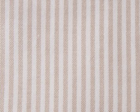 Pin Point Beige/White Flat Sheet