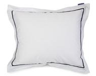 Sateen with Star Frame Pillowcase