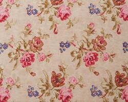 City Floral Sateen Pillowcase