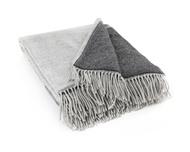 Urban Striped Wool Throw