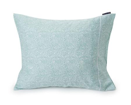 Green Printed Sateen Pillowcase