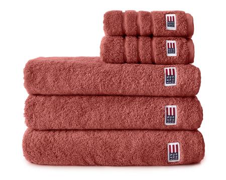 Original Towel Etruscan Red