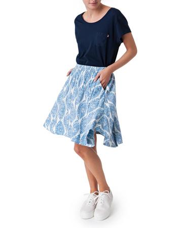 Rikki Paisley Skirt