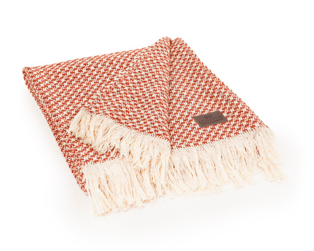 Striped Structure Throw
