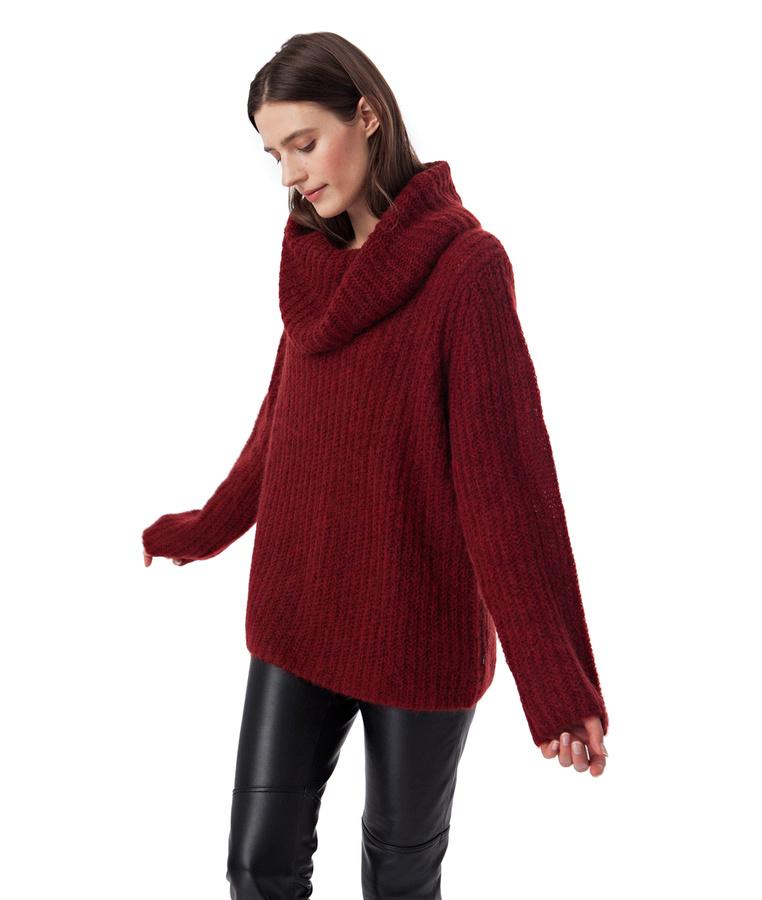 Joe Mohair Sweater