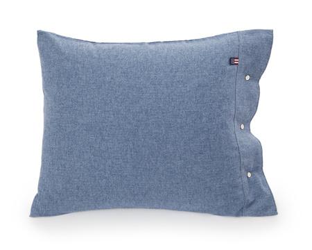 Herringbone Flannel Pillowcase