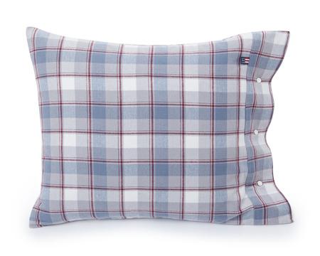 Check Flannel Pillowcase