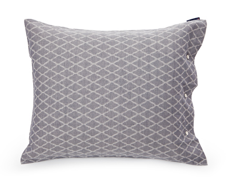 Blue Jacquard Pillowcase