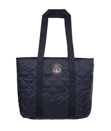 Kinner Quilted Tote