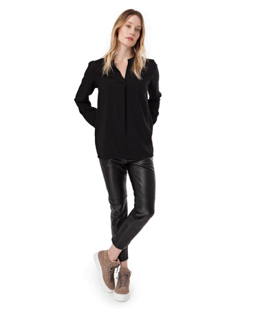Caileigh Leather Pants