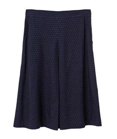 Shannon Tie Print Skirt