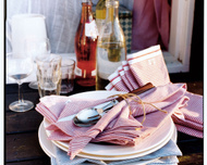 Oxford Striped Placemat