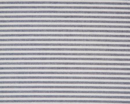 Pin Point Duvet, Navy/White
