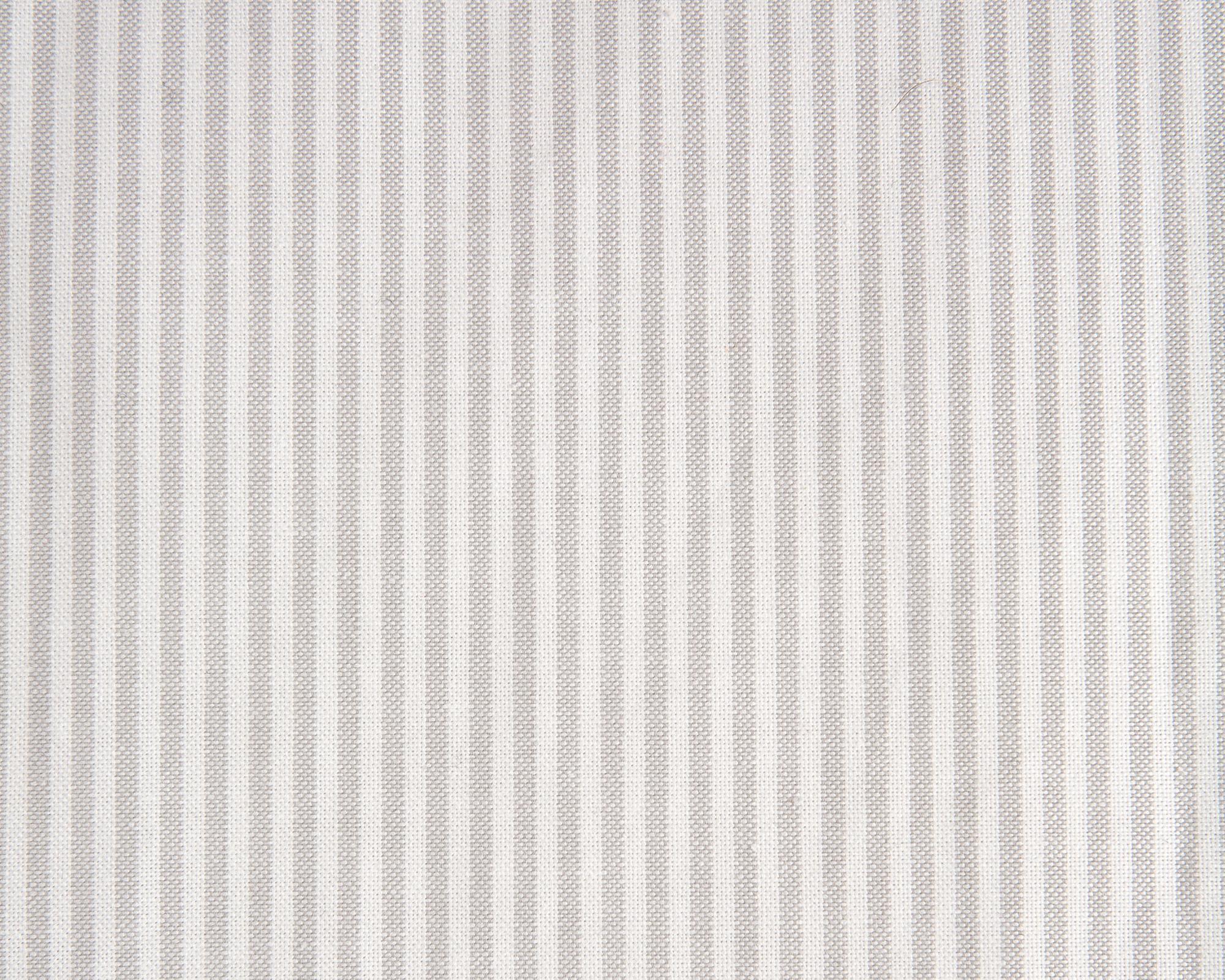 Pin Point Duvet, Gray/White