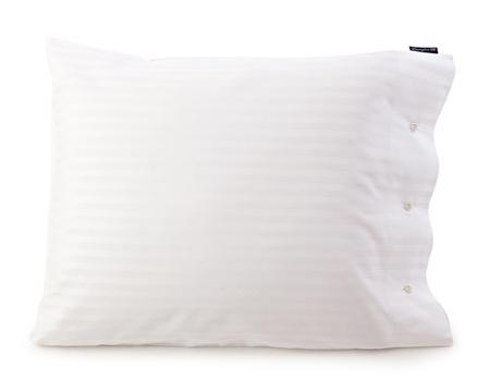 Striped Sateen Pillowcase