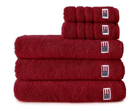 Original Towel Dark Red