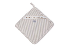 Oxford Striped Potholder