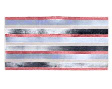 Original Striped Towel Red/White/Blue