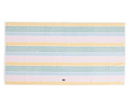 Original Striped Towel Pastel Multi