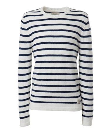 Lincoln Striped Sweater