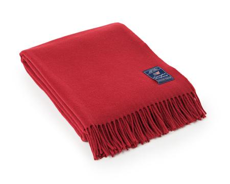 Classic Wool Throw