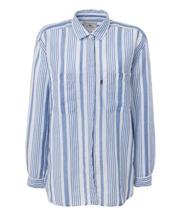 Zaira Linen Shirt