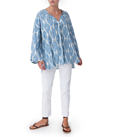 Cate Paisley Tunic