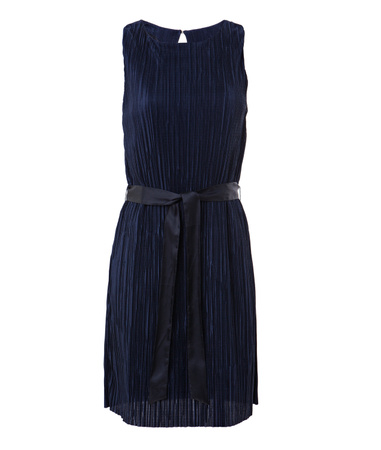 Valentina Plissé Dress