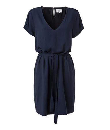 Kristina Solid Dress