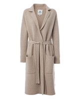 Carin Boiled Wool Coat