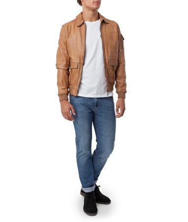 Layton Pilot Leather Jacket