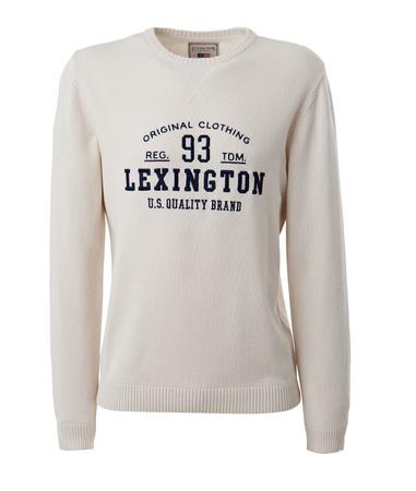 Nelson Knitted Sweatshirt