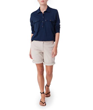 Olivia Jersey Shirt