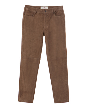 Caileigh Suede Pants