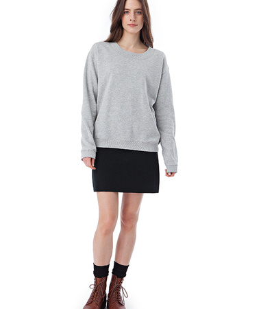 Chastity Wool Knitted Skirt