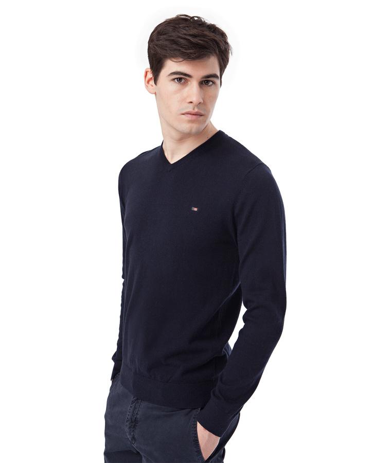 Nicholas V-Neck Sweater