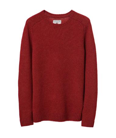 Harry Shetland Wool Sweater