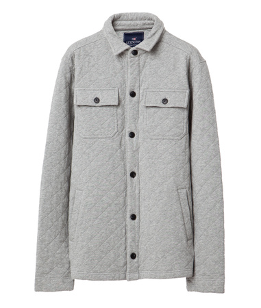 Bruce Quilted Jersey Jacket