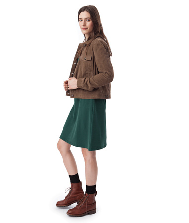 Marcie Suede Jacket