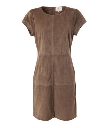 Michaela Suede Dress