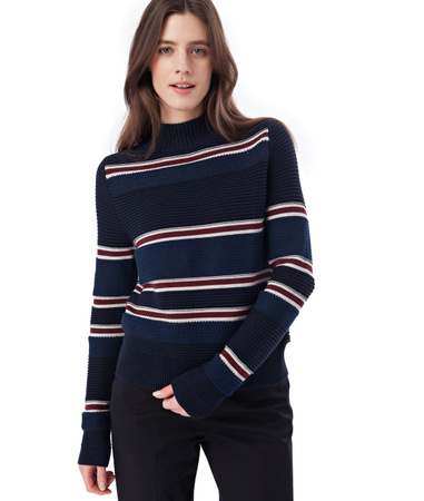 Nina Stripe Sweater
