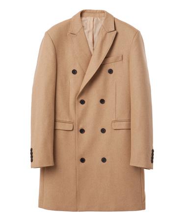 Leonard Double Breasted Coat