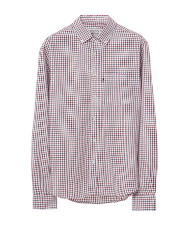 Peter Light Flannel Shirt